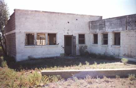the interior is in fairly decent condition...except for the kitchen