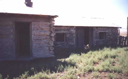 this building will provide good protection from the rain